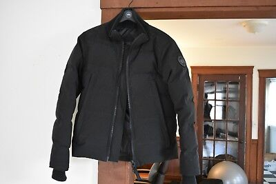 170ac21a5 CANADA GOOSE BLACK Label Woolford Jacket -  578.00