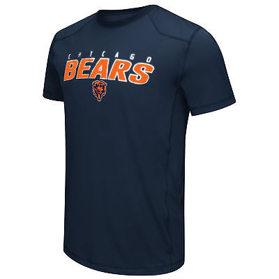 Chicago Bears G-III NFL Men's Short Sleeve Synthetic Performance Tee-Size M