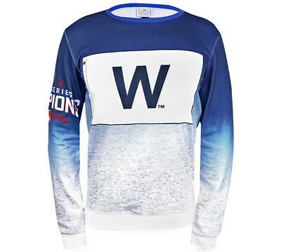 Chicago Cubs Mlb Genuine Merchandise Ugly Christmas Sweater Mens
