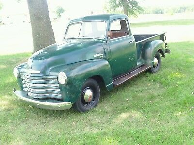 1948 Chevrolet Other Pickups 5 WINDOW DELUXE 1948 CHEVROLET-5 WINDOW DELUXE--99% RUST FREE--70 YEARS RUST FREE-SHOW 12,613 MI