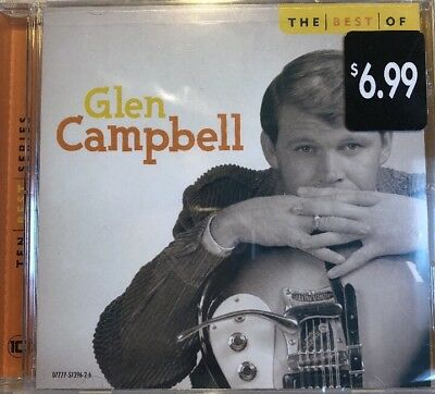 NEW SEALED - Glen Campbell - The Ten  Best Of