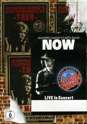 Manfred Mann's Earth Band: Then and Now (DVD Used Like New)
