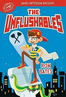 The Unflushables by Ron Bates Hardcover Book Free Shipping!