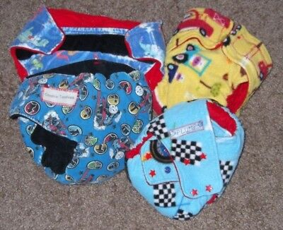 Cloth Diapers Lot of 4