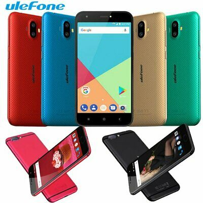 Android 7 Ulefone S7/S7 PRO/T1 16MP FHD Handy 5,5'' 6GB 64GB DTOUCH Smartphone