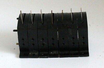 7 Hornby Oo Gauge Point / Signal Lever Switches Railway Track 7R