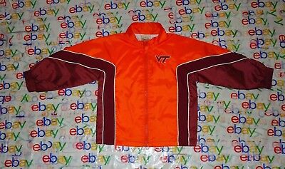separation shoes 1d3c2 1e33f Toddler s Ncaa Virginia Tech Hokies Full-Zip Windbreaker Jacket Two Pockets  4T