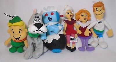 Warner Bros Vintage 1999 The Jetsons Set of 6 Rosie Elroy Astro Jane George Judy