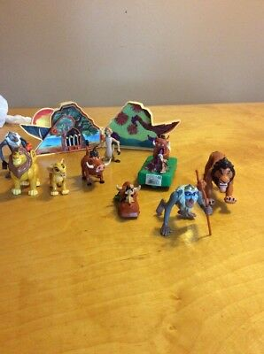 Vtg Lion King Applause Figures And More C1E