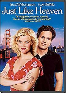 Just Like Heaven [DVD] [2005] [Region 1] [US Import] [NTSC] [dvd]…