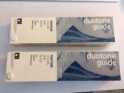 PANTONE DUOTONE GUIDE UNCOATED AND COATED- for ADOBE PHOTOSHOP