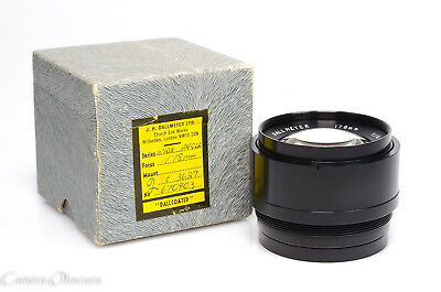 Dallmeyer 178mm f/6.3 DC Wide-Angle Enlarger Lens with 60mm Thread