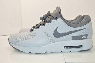 e49a728572a9 NIKE AIR MAX Zero Essential Mens Size 11 Wolf Grey