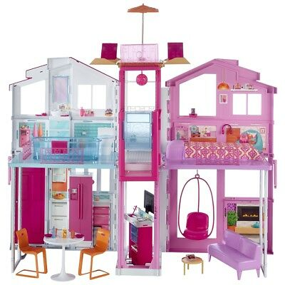 Barbie - Barbies Stadthaus