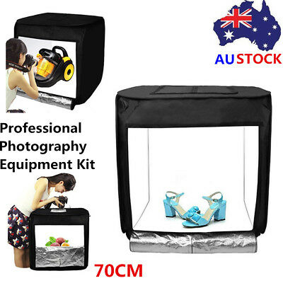 70CM Photography Equipment Box Kit Background Product Studio Light Shooting New
