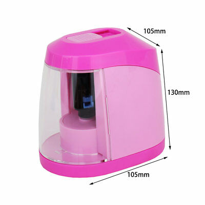 KW-TRIO Electric Pencil Sharpener Automatic Desktop Stationery Sharpener SZX