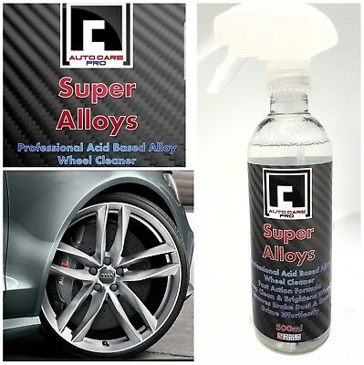 Alloy Wheel Cleaner Professional Strength AC PRO Detailing Valeting Trade New
