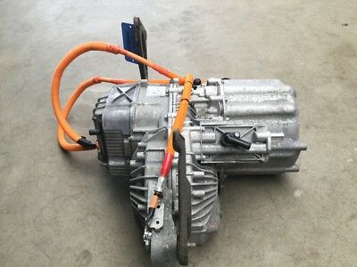Motor Drivetrain Engine Rear Hinten TESLA Model S 85D AWD