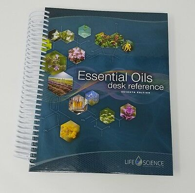 Essential Oils Desk Reference Compiler Essential Science