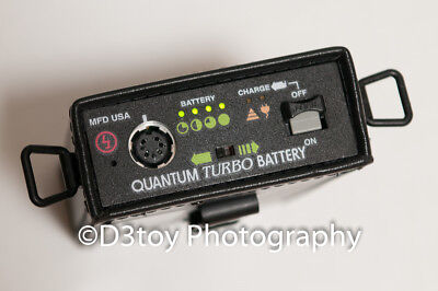 QTB Quantum Turbo Battery Replacement (REPLACE battery in your Turbo service)