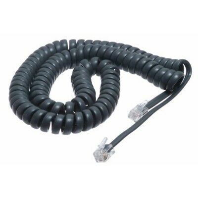 Genuine Replacement 12'' Handset Cord Gray for Cisco 7900 Series Phones - New