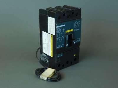 Square D 600V, 125A 3-Pole Circuit Breaker KAL361251021 - NEW Surplus!