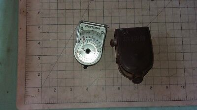 Vintage Camera Exposure Meter.photography,photo,rare,house,tools,old,garden,rare