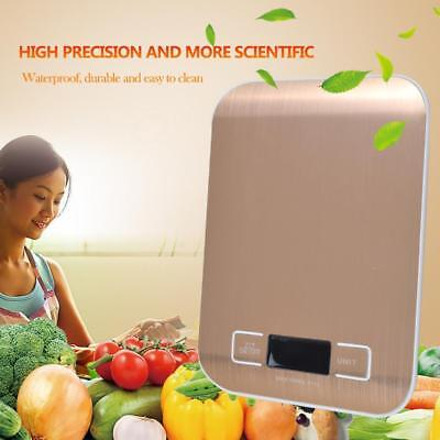 10kg1g Unique Scale Food Scale Measuring Tool Electronic Weighing Scale New !^