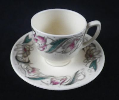 c.1938 Susie Cooper 1574 Endon Coffee Can and Saucer Cup & Saucer A397