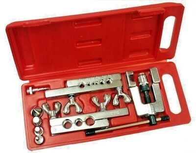 Flare and Swage Tool Kit, Refrigeration, Plumbing, Hydraulic Service