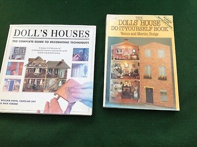 The dolls house diy book and dolls houses guide to decorating the dolls house diy book and dolls houses guide to decorating techniques solutioingenieria Image collections