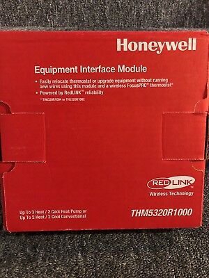 New THM5320R1000 HONEYWELL EQUIPMENT INTERFACE MODULE
