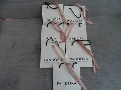 Pandora Gift Bag With Ribbon & Handles