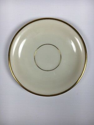 Lenox MANSFIELD Saucer Presidential Collection