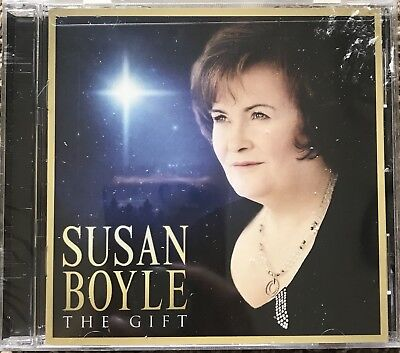 New Susan Boyle The Gift CD FREE SHIPPING