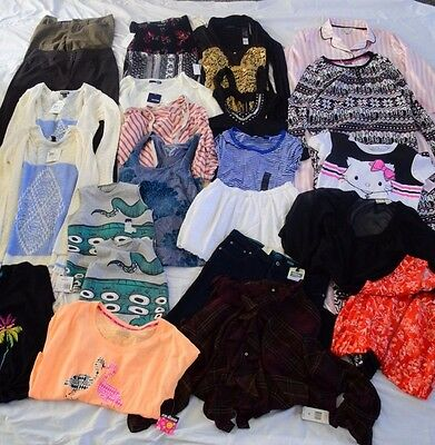 $590 MSRP 25 pcs NEW Wholesale Liquidation Lot Womens Clothing Plus Boho Dresses