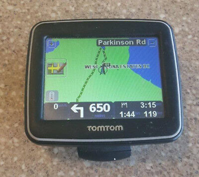 TomTom GPS -- Model 1EX00 -- BLACK -- Includes Mount (no charger)