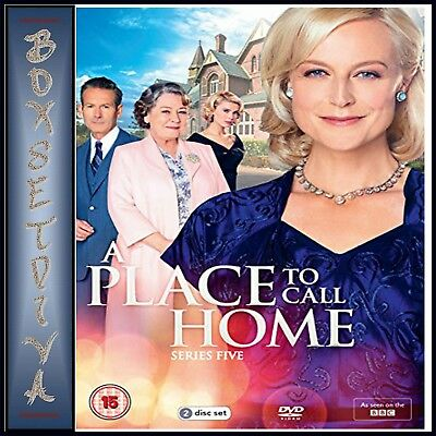 A Place  To Call Home - Complete Series 5  **brand New Dvd**