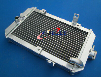 For Yamaha Raptor 660R 660 YFM660R 2001 2002 2003 2004 2005 Aluminum Radiator