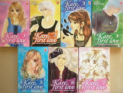 Kare First Love Mangas volume 1 à 7