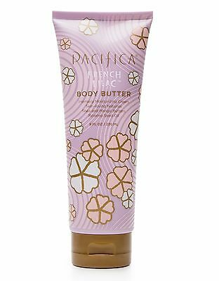 PACIFICA NATURAL FRENCH LILAC INTENSELY MOISTURISING BODY BUTTER with SHEA
