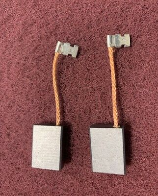 Clarke B2 Carbon Brush w/Wire & Clip (Set of 2) Part # 40583A