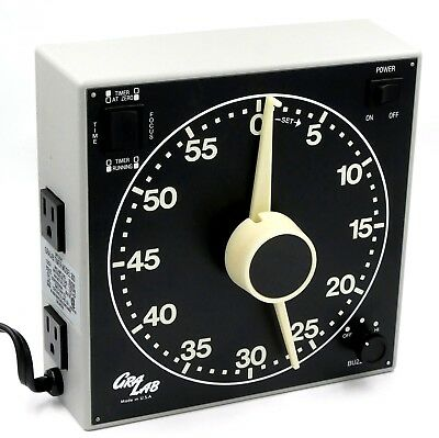 Gralab Model 300 Darkroom Timer (comes in original box)