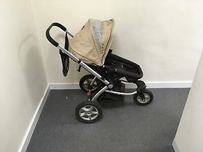 "O/'Baby Joolz Pram Inner Bent Valve Tube 12.5/"" MY4 2 x Mothercare Extreme MY3"