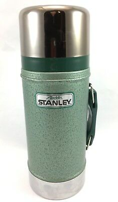 B1 Vintage Aladdin Stanley Wide Mouth Thermos A-1350B Made in USA 24 Oz Food Jar