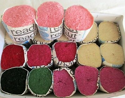 Readicut Pure New Wool  pre Cut Rug Wool Assorted colours
