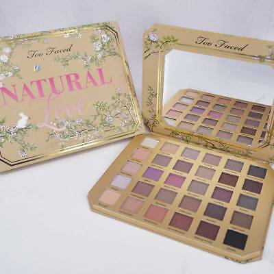 Lidschatten Palette Too Faced Natural Love eyeshadow Collection farbton