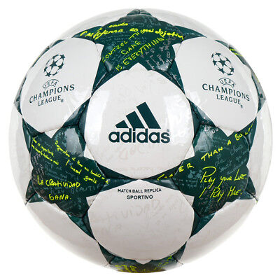 Fw16 Adidas Ball Ball Football Ball Finale16 UEFA Champions League Ap0375 | eBay
