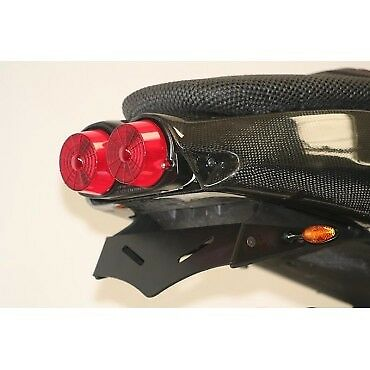 APRILIA 1000 TUONO-02/05-RSV 1000-01/03- SUPPORT DE PLAQUE R&G Racing-443902