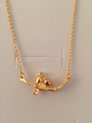 dove turtle diamond necklace doves ceramic q preview
